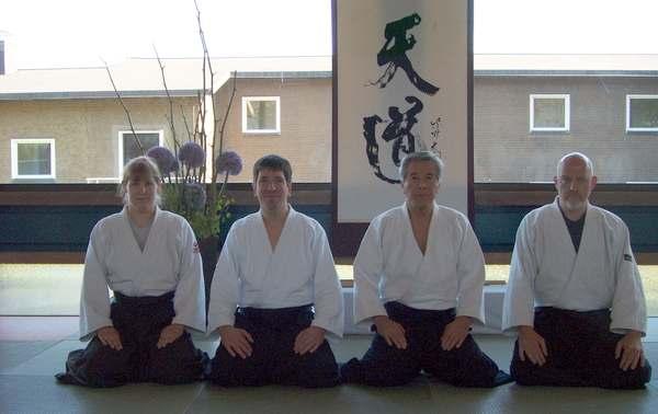 Int. Aikidolehrgang mit Sensei Kenji Shimizu (JPN) in Herzogenhorn