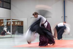 Aikido Technik Kote gaeshi