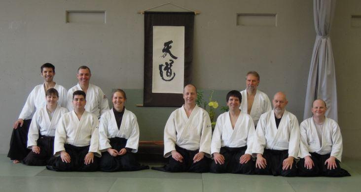 Bundeslehrgang Tendoryu Aikido in Hannover