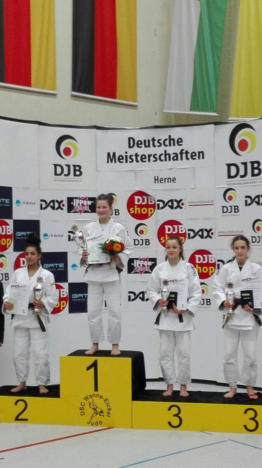 Deutsche Meisterschaften U18 in Herne